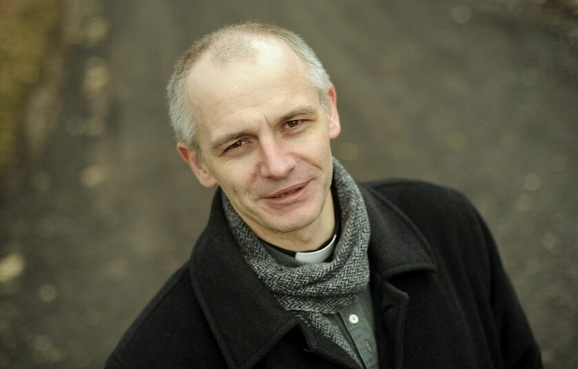 Ojciec Krzysztof Mądel