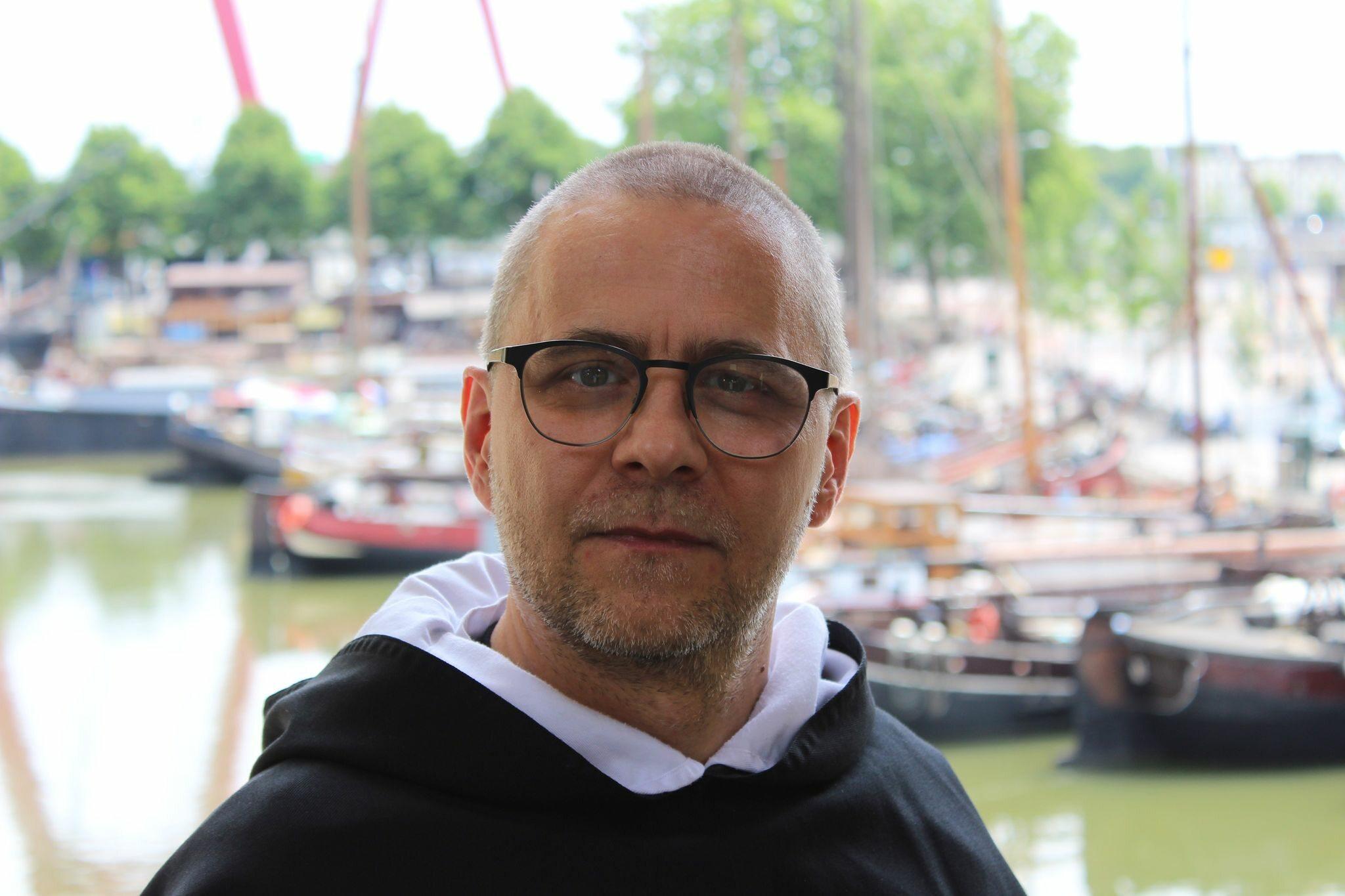 Ojciec Paweł Gużyński (fot. archiwum prywatne)