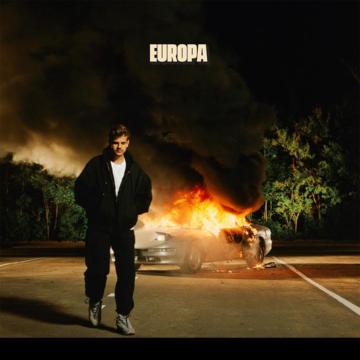"""Okładka albumu """"Europa"""" Taco Hemingwaya"""