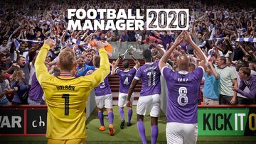 Okładka gry Football Manager 2020
