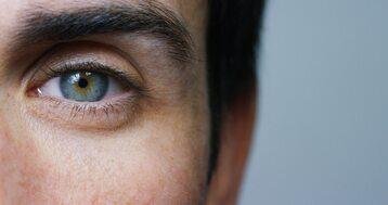 Oko mężczyny