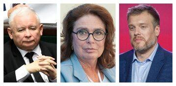 Okręg nr 19 Warszawa: Jarosław Kaczyński, Małgorzata Kidawa-Błońska, Adrian Zandberg