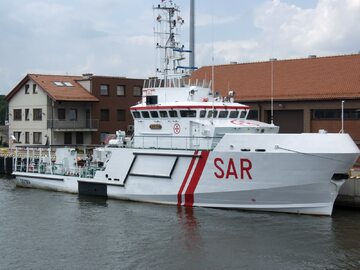 Okręt SAR