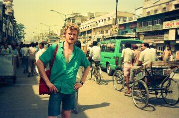 Old Delhi, 1988
