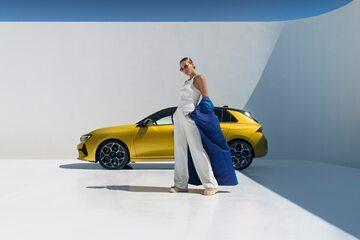 Opel Astra – szósta generacja