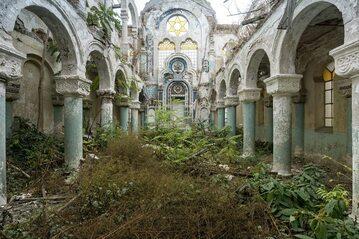 Opuszczone budowle