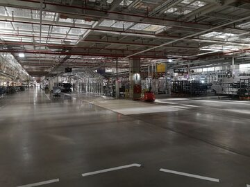 Opuszczone fabryki Volkswagena w Poznaniu i Wrześni