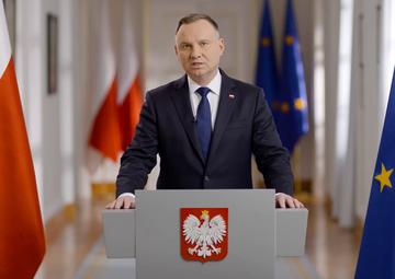 Orędzie Andrzeja Dudy 11 listopada