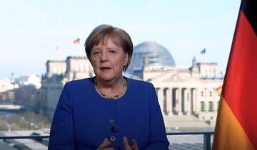 Orędzie kanclerz Angeli Merkel