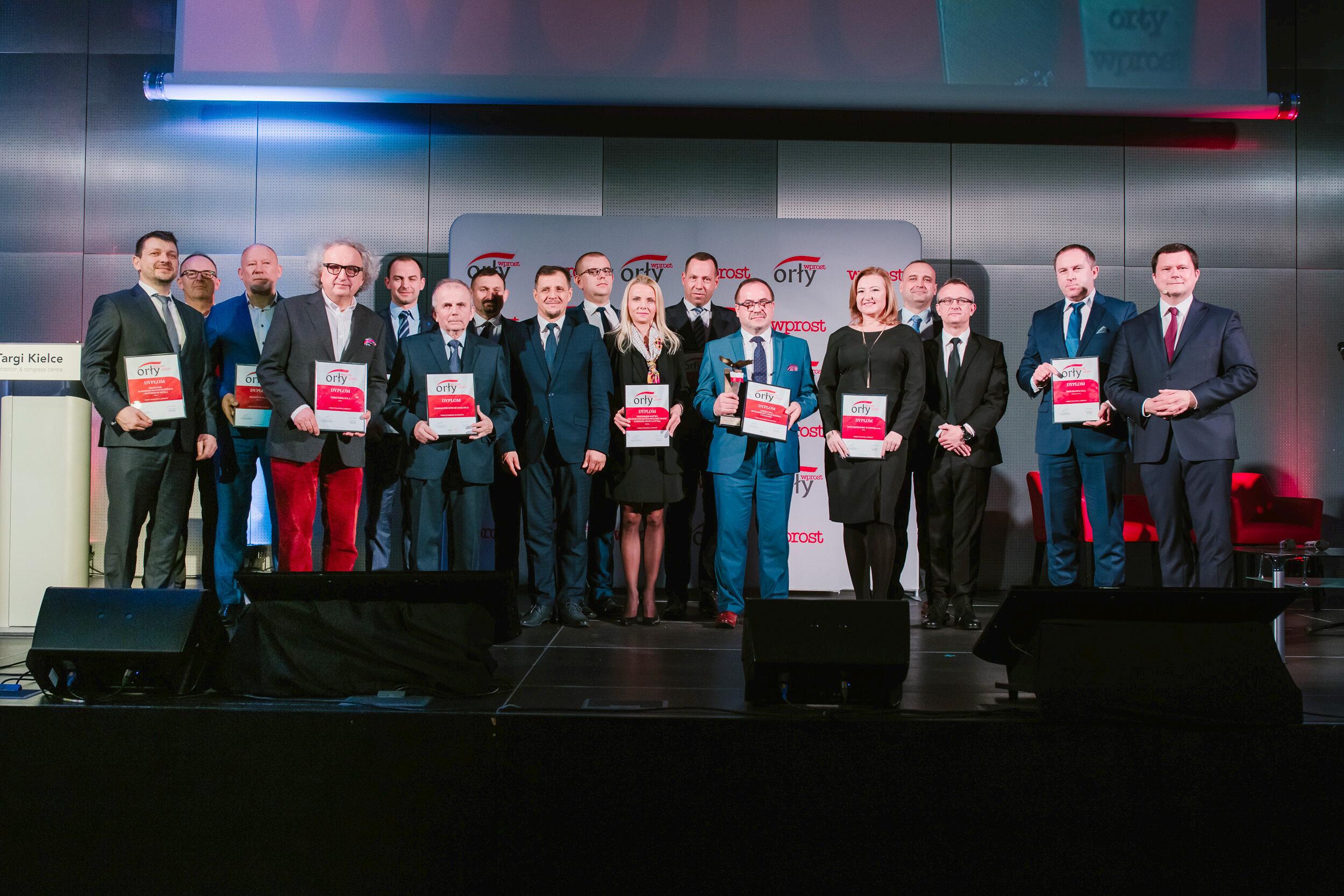 Orły Wprost 2019 - laureaci Kielce