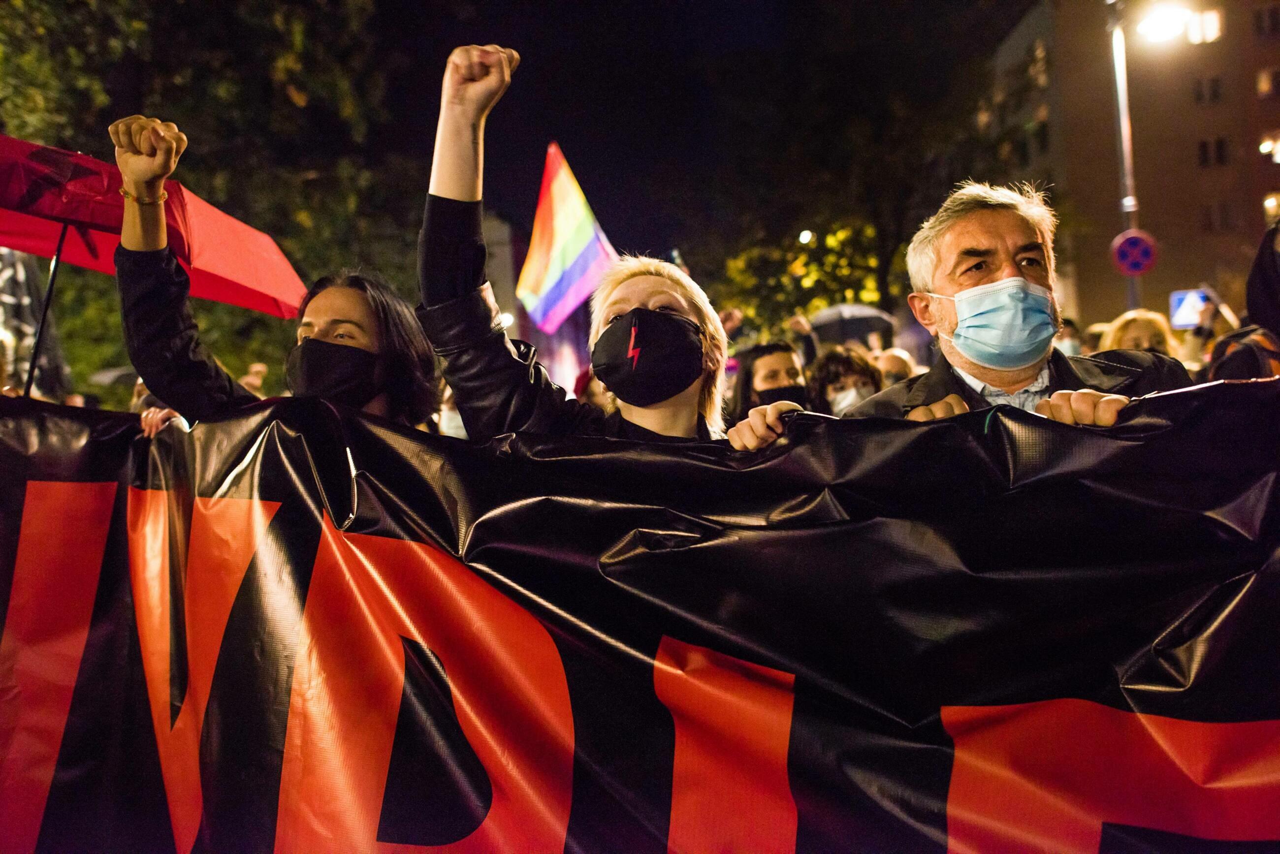 Orzeczenie TK wywołało falę protestów
