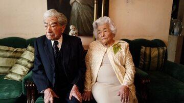 Oto najstarsze małżeństwo świata. Julio i Waldramina są ze sobą 79 lat