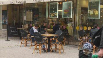 Otwarta restauracja w Czechach