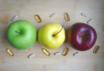 Owoce i suplementy diety