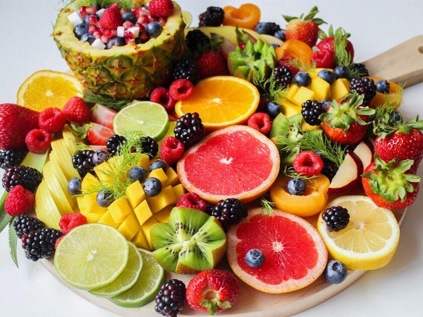 Owoce, zdjęcie ilustracyjne