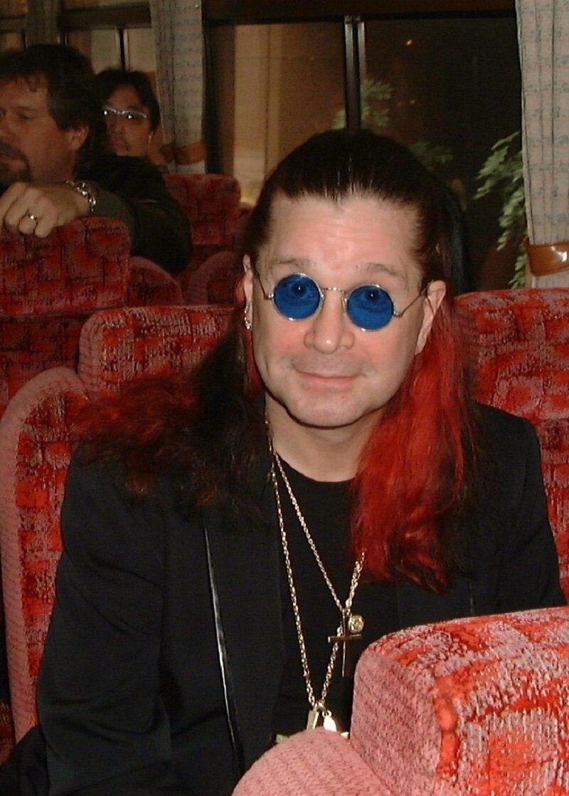 Ozzy Osbourne w 1999 roku