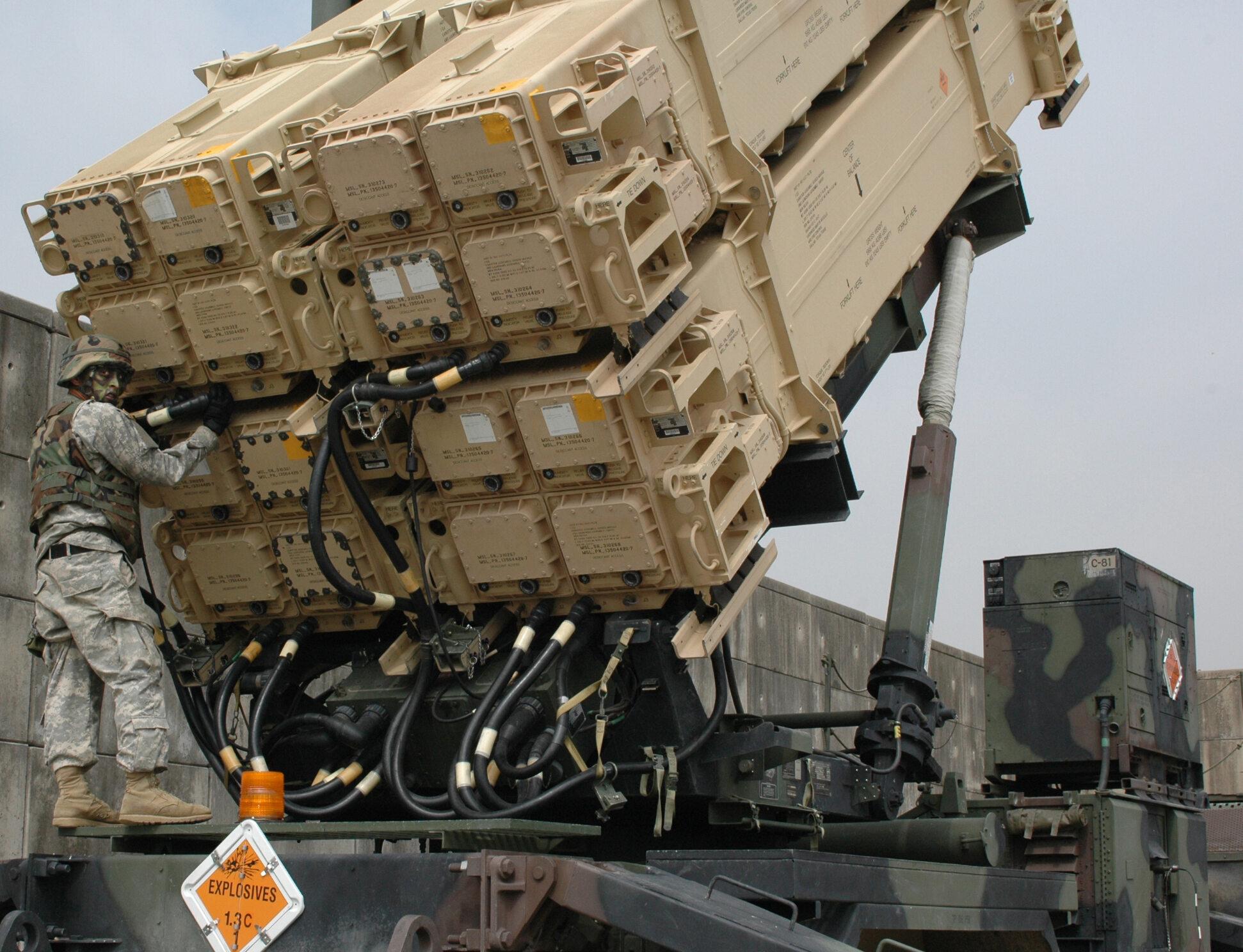PAC-3 (Patriot Advanced Capability 3), jeden z wariantów systemu rakietowego Patriot