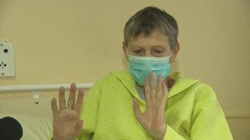 Pacjentka, której wycięto 17-kilogramowego guza
