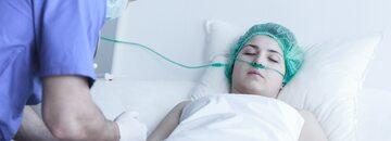 Pacjentka w śpiączce (zdj. ilustracyjne)