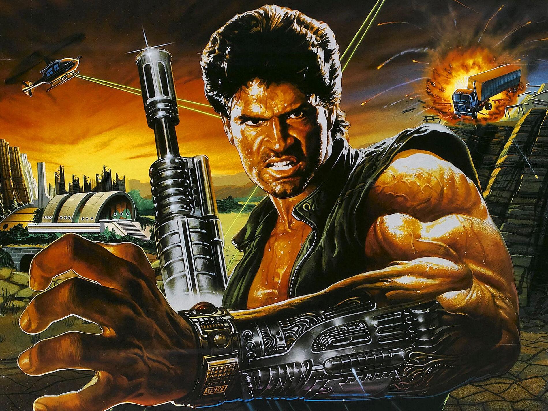 Paco - Maszyna śmierci / Hands of Steel (1986)