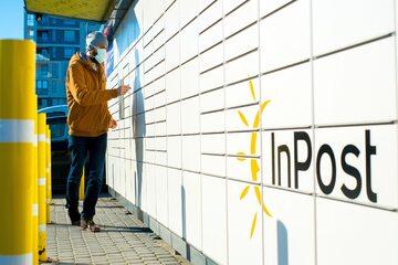 Paczkomat InPost, zdj. ilustracyjne