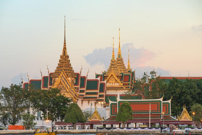 Pałac Królewski w Tajlandii