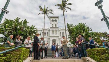 Pałacyk gubernatora w Queensland