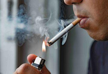 Palenie papierosów szkodzi zdrowiu