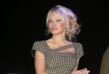 Pamela Anderson na Warsaw Comic Con