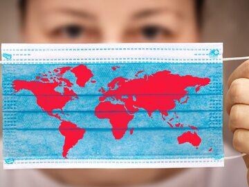 Pandemia COVID-19, zdjęcie ilustracyjne