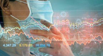 Pandemia, rynki, giełda (zdj. ilustracyjne)