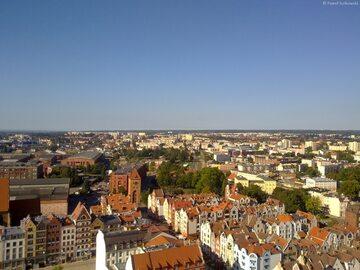 Panorama Elbląga