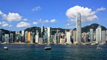Panorama Hongkongu
