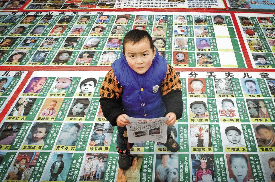 Państwo zaginionych dzieci