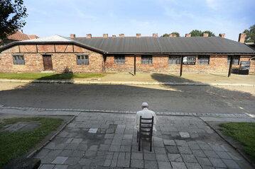 Papież Franciszek w Auschwitz-Birkenau