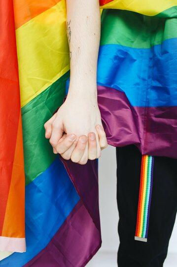 Para LGBT, zdjęcie ilustracyjne