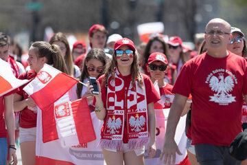 Parada Polonii Amerykańskiej w Święto Konstytucji 3 Maja, Chicago
