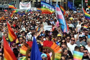 Parada Równości w Warszawie