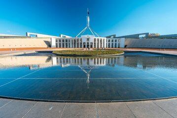 Parlament Australii, Canberra