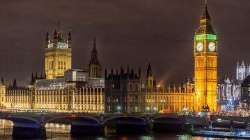 Parlament Wielkiej Brytanii