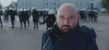 Patryk Vega na filmie promocyjnym