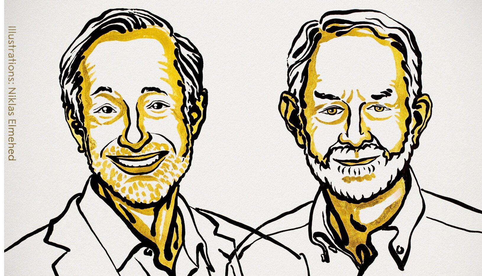 Paul R. Milgrom i Robert B. Wilson z ekonomicznym Noblem