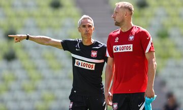 Paulo Sousa i Kamil Glik