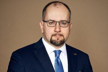 Paweł Majewski, prezes spółki Polskie Górnictwo Naftowe i Gazownictwo (PGNiG)