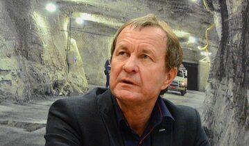 Paweł Markowski, dyrektor kopalni Rudna