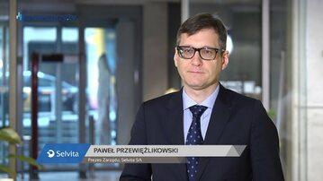 Paweł Przewięźlikowski, Prezes Zarządu Selvita SA
