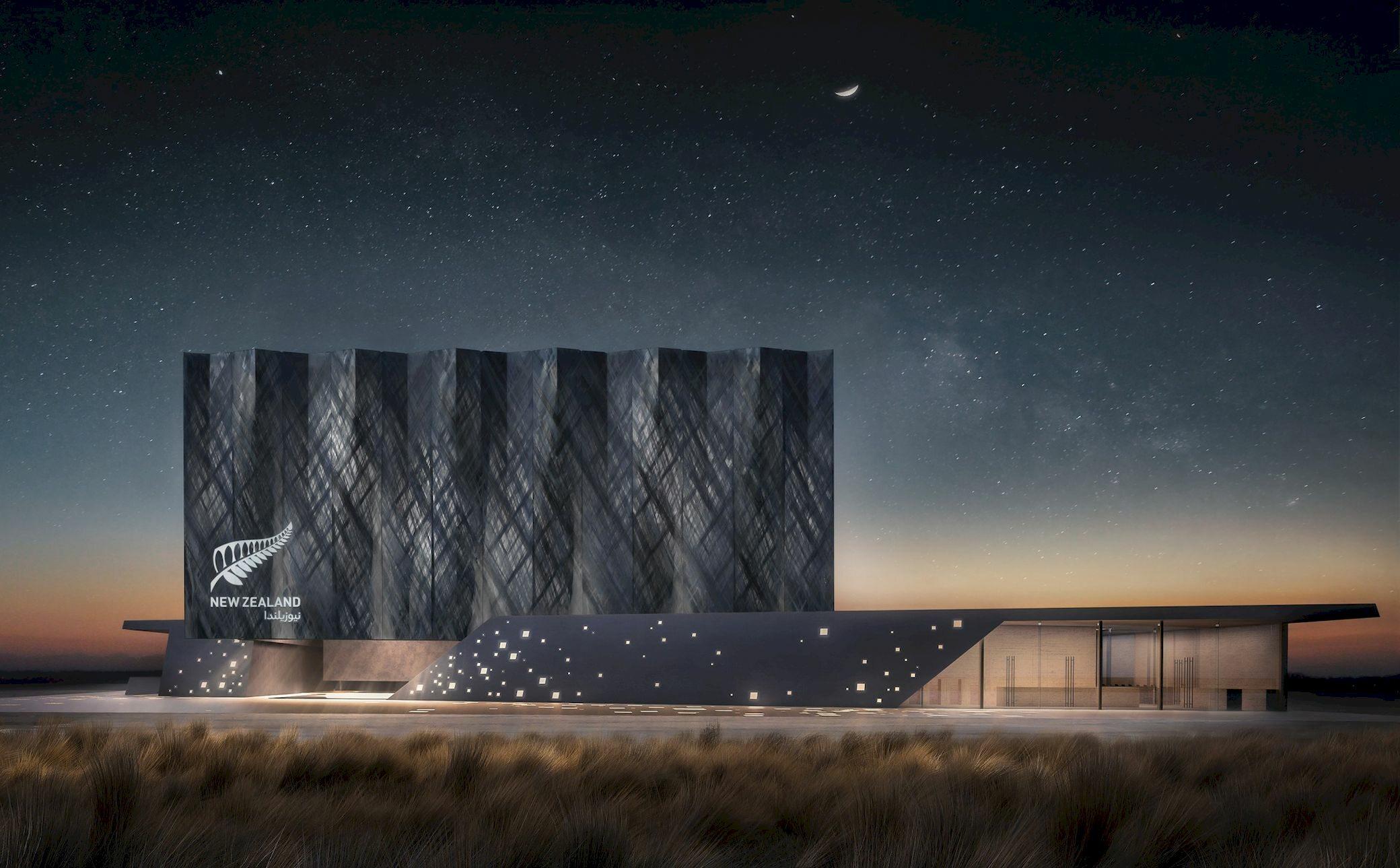 Pawilon Nowej Zelandii na EXPO 2020