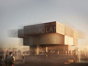Pawilon Polski na EXPO 2020