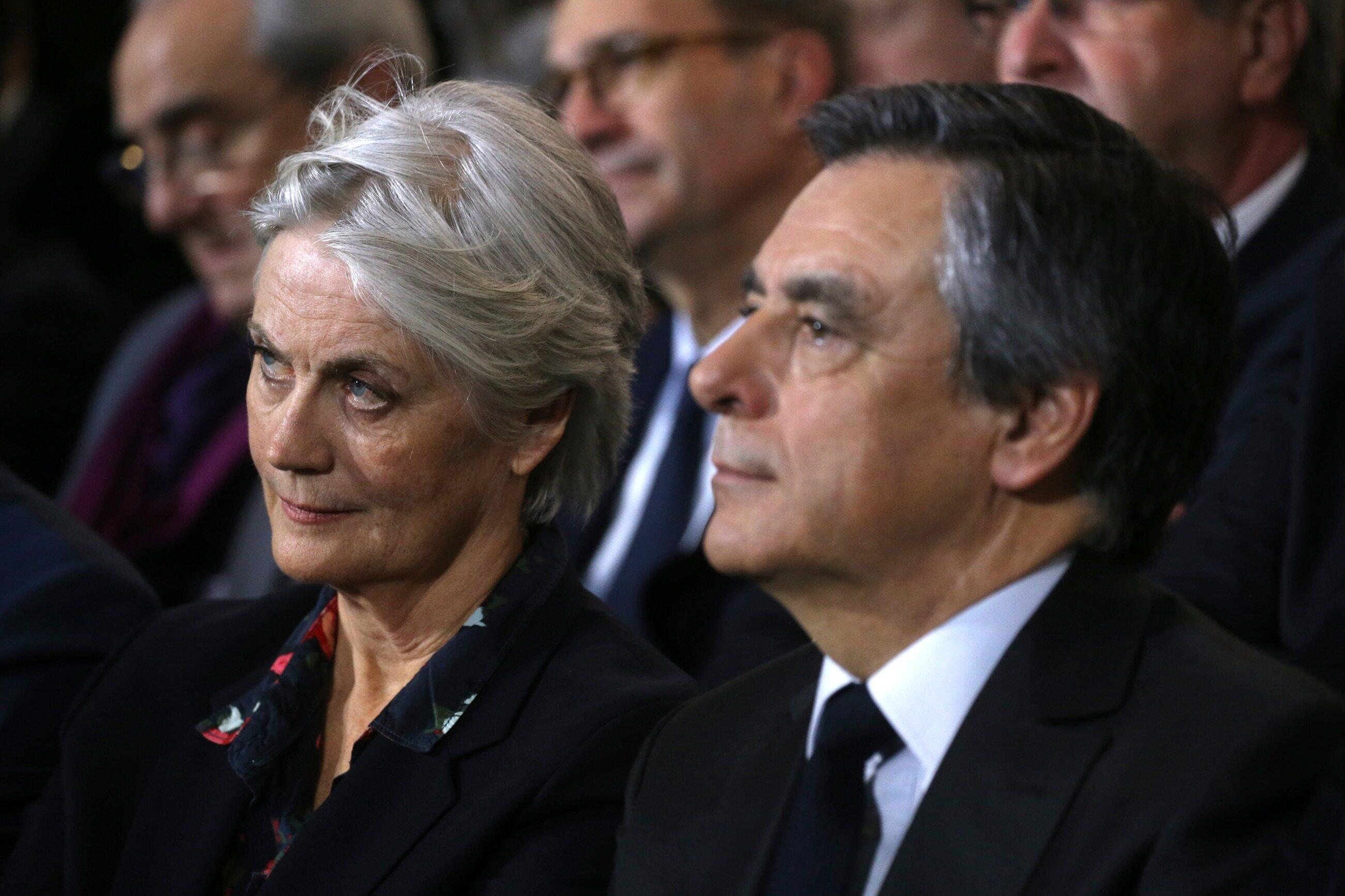 Penelope i Francois Fillon