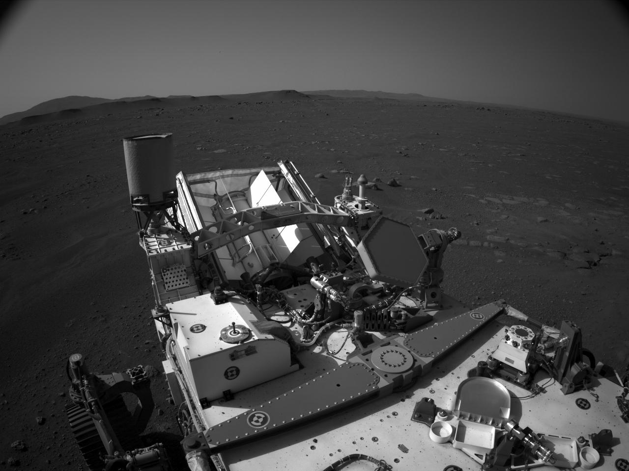 Perseverance na Marsie